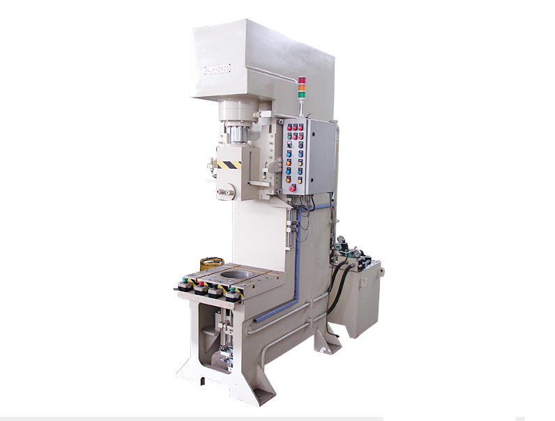 Double Action C Frame Hydraulic Press