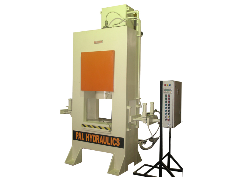 Hydraulic Four action Press