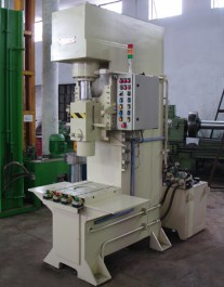 Hydraulic C Frame Deep Draw Press